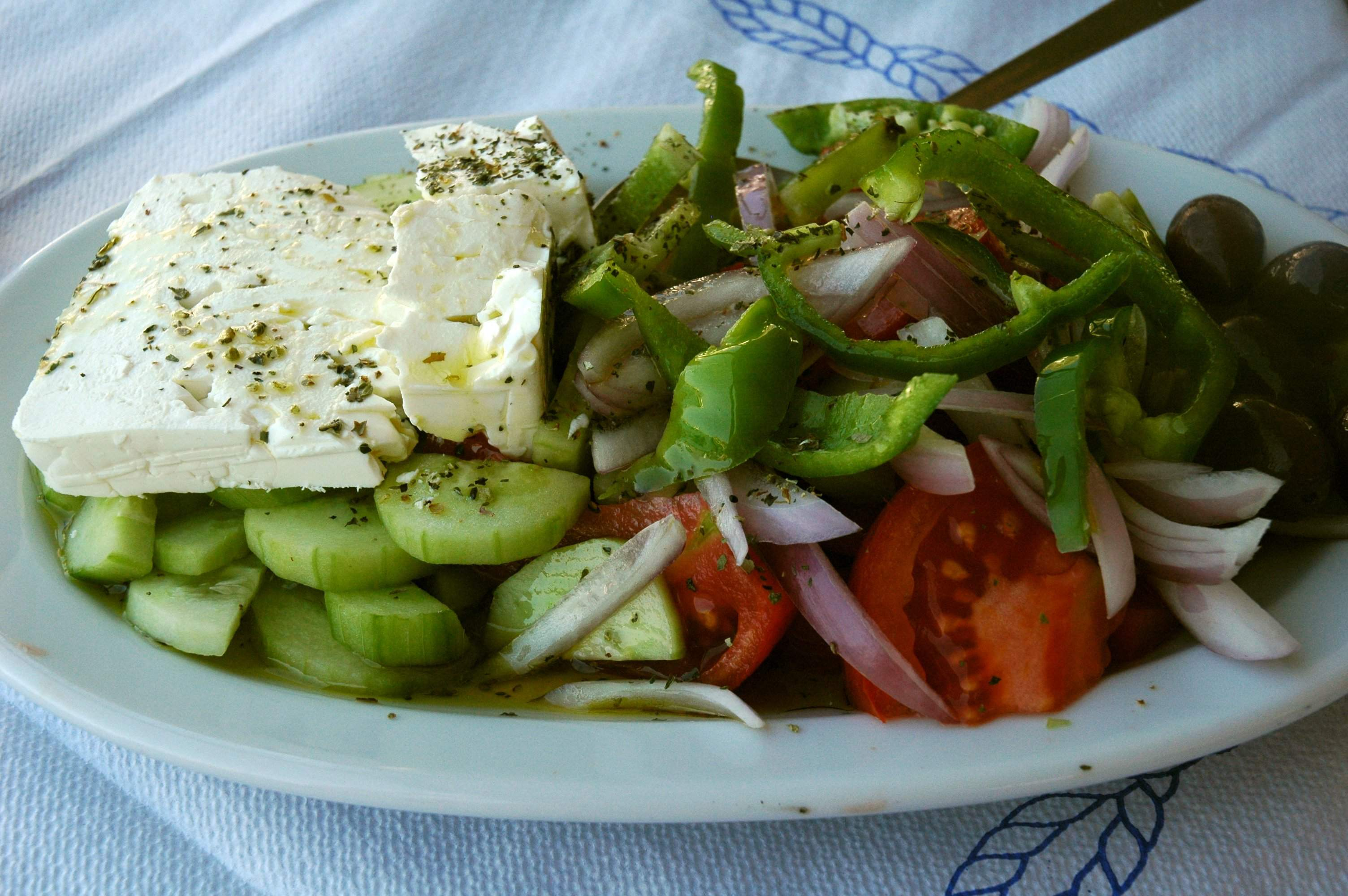 Features of Greek Cuisine